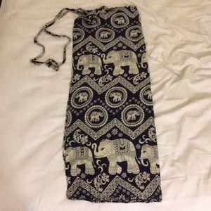 Dresses & Skirts - Thai wrap skirt